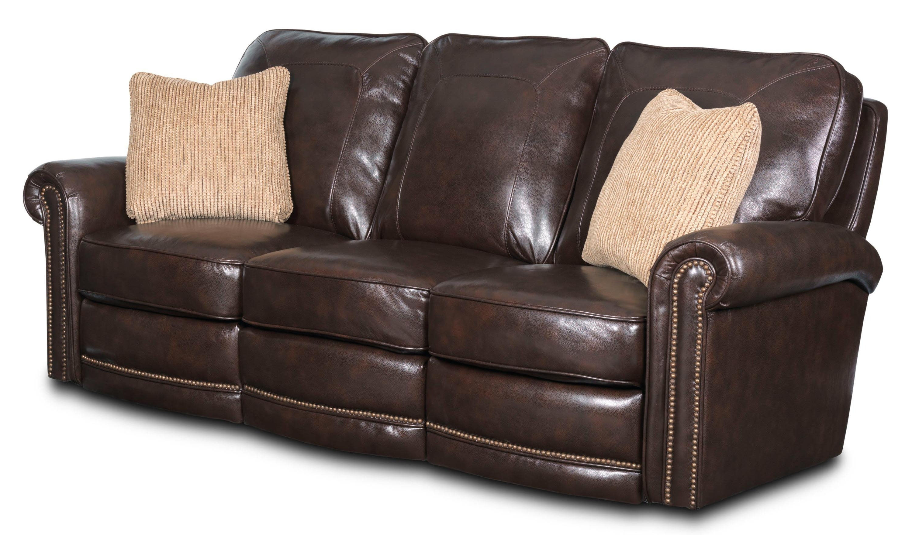 Well Known Lane Furniture Sofas Pertaining To Lane Jasmine Traditional Manual Reclining Sofa – Ahfa – Reclining (View 8 of 15)