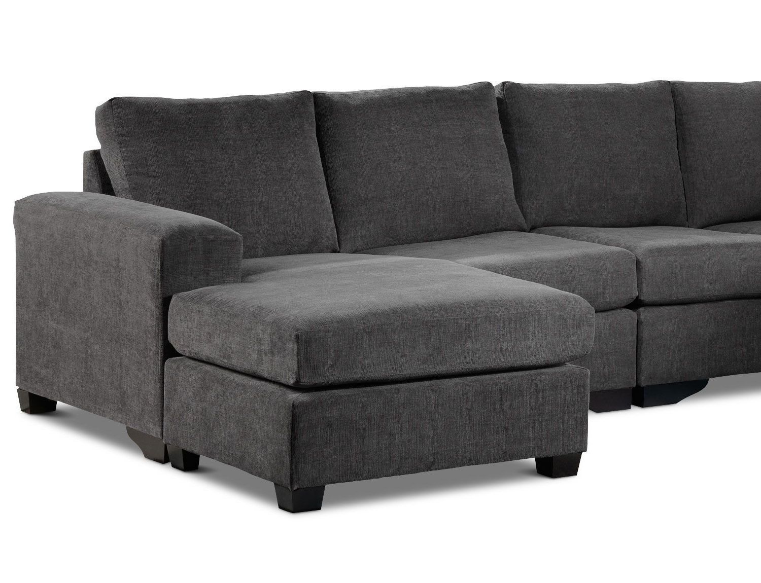 Well Known Leons Sectional Sofas Inside Trudy Upholstery 4 Pc. Sectional – Leon's, $1, (View 14 of 15)