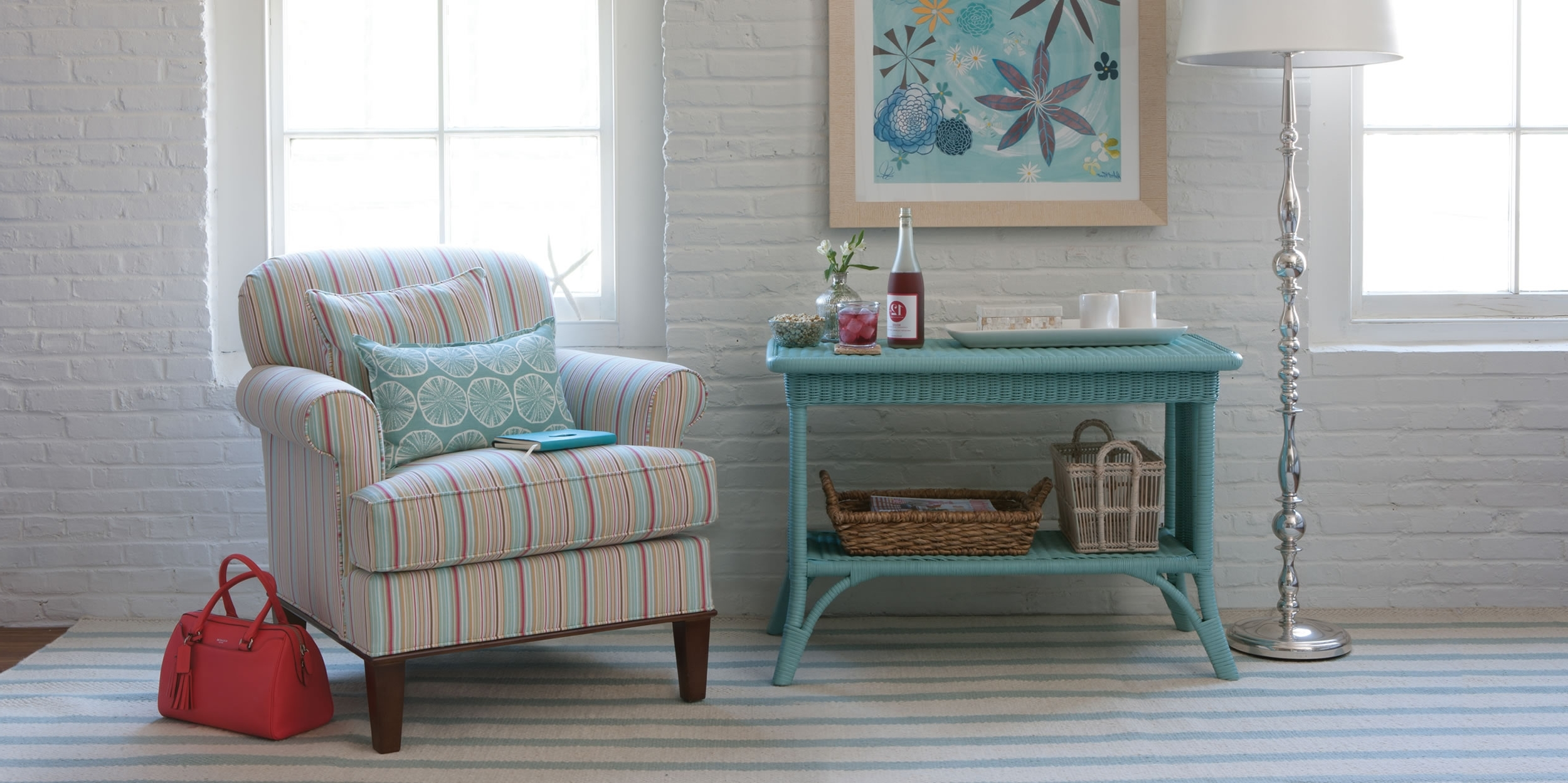 Well Known Live Like A Royal Familyusing Cottage Style Furniture Intended For Cottage Style Sofas And Chairs (View 13 of 15)