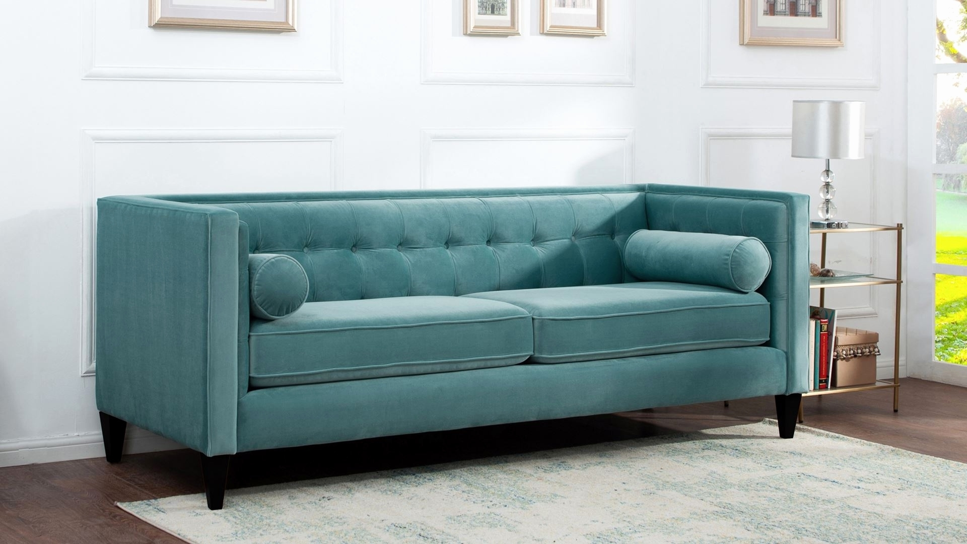 Well Known Lovely Affordable Tufted Sofa 2018 – Couches And Sofas Ideas Intended For Affordable Tufted Sofas (View 6 of 15)