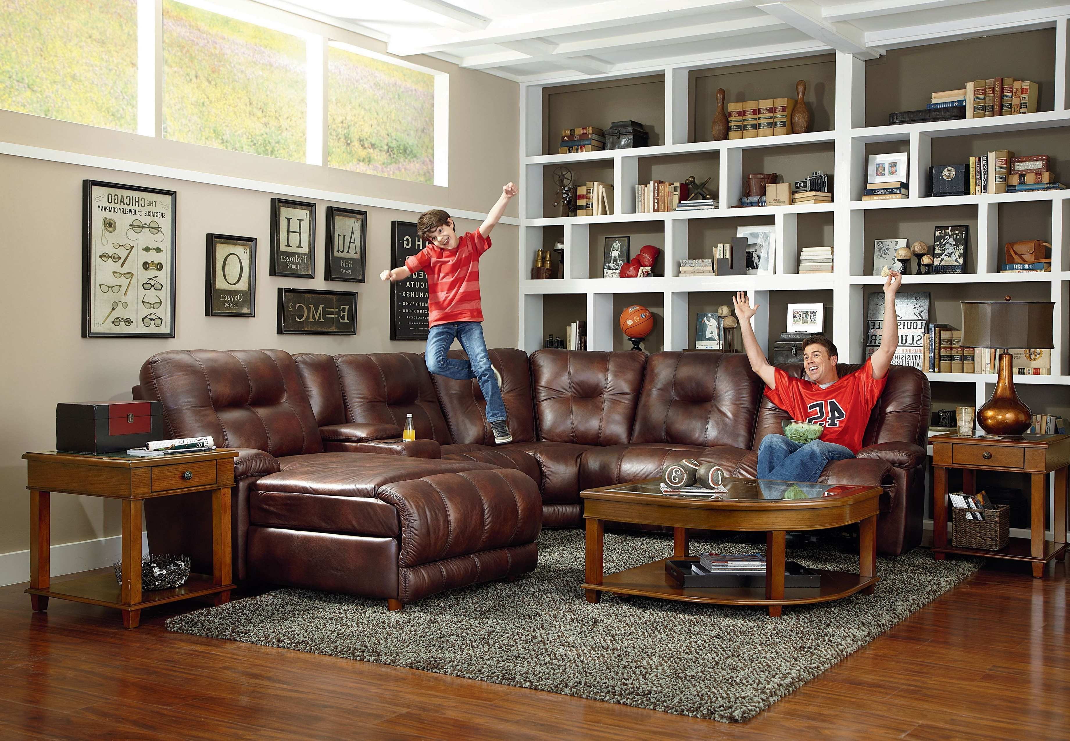 Well Known Man Caves (View 14 of 15)