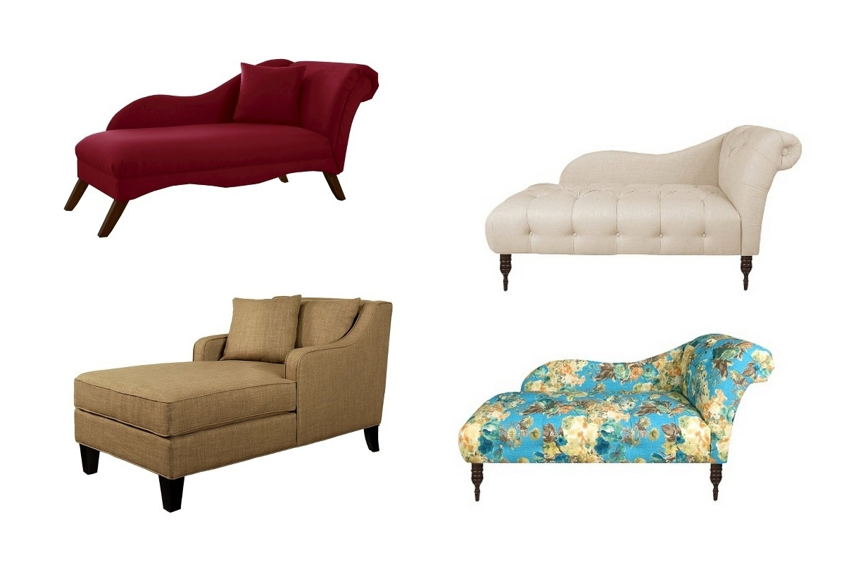 Featured Photo of Mini Chaise Lounge Chairs