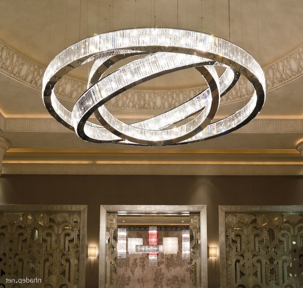 Well Known Most Beautiful Hanging Crystal Chandeliers (View 7 of 15)