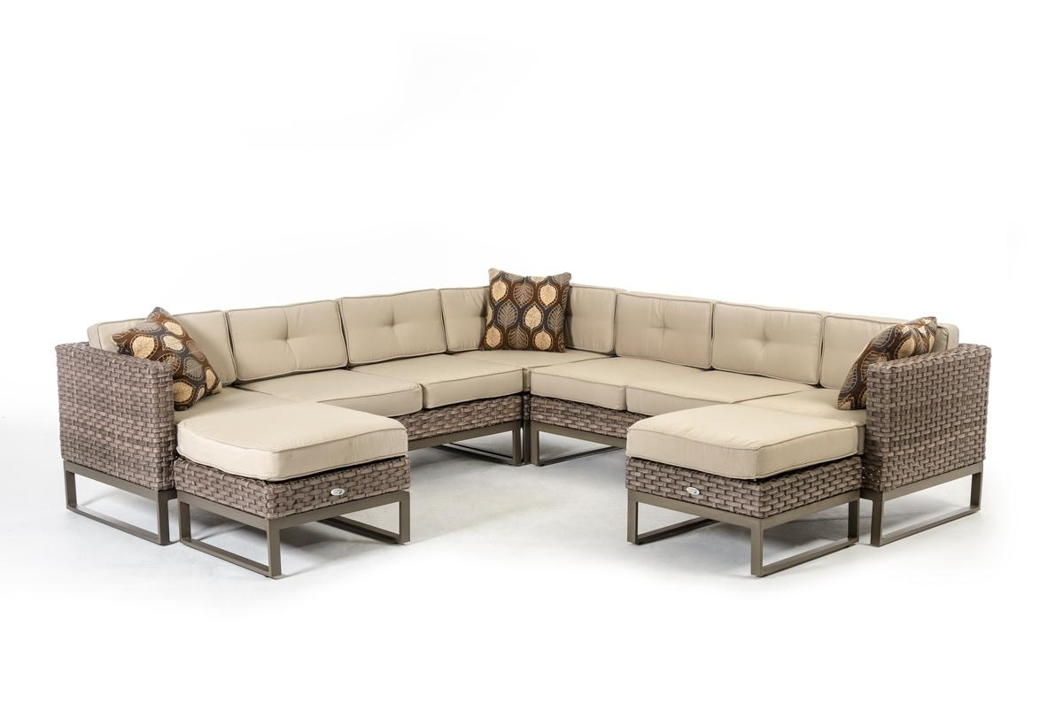 Well Known Outdoor Sofa Furniture, Patio Furniture San Francisco Sectional In San Francisco Sectional Sofas (View 13 of 15)
