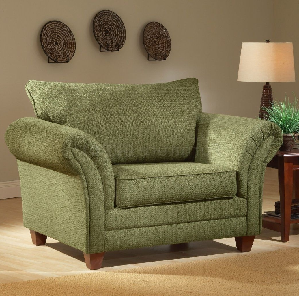 Featured Photo of Overstuffed Sofas And Chairs