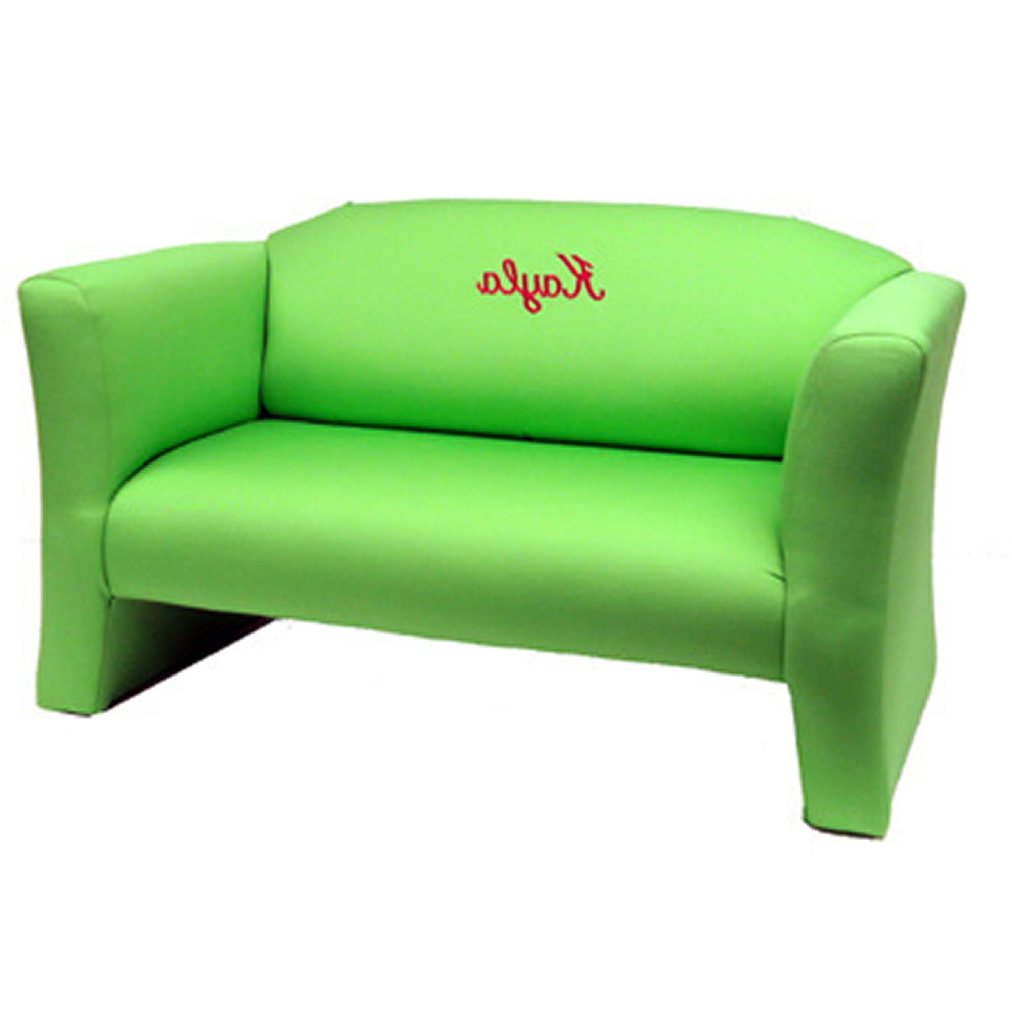 Well Known Personalized Kid's Queen Anne Sofa (View 13 of 15)