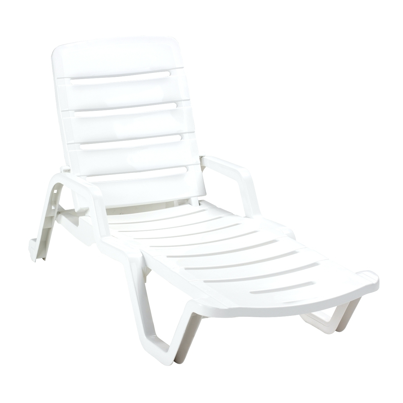 Featured Photo of Pvc Outdoor Chaise Lounge Chairs