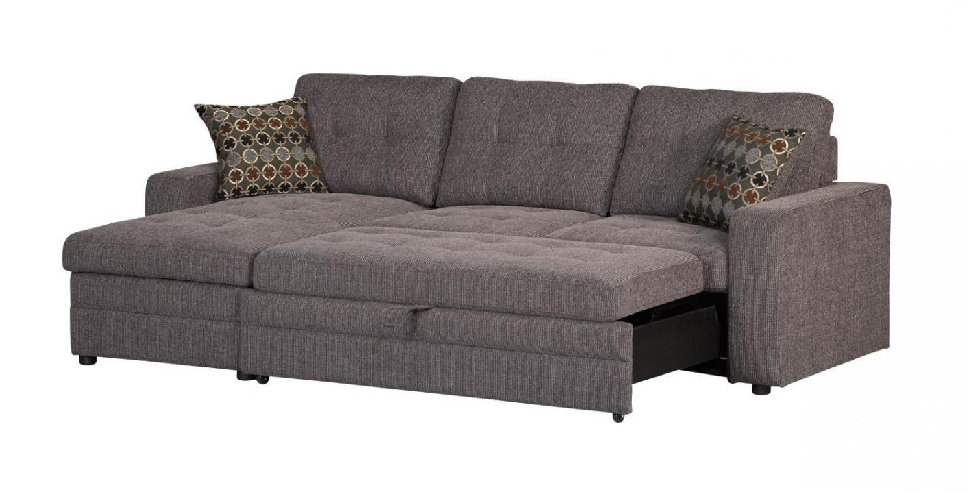 Well Known Sectional Sleeper Sofa Is Cool Sectional Sofa With Chaise Is Cool Pertaining To Chaise Sectional Sleepers (View 15 of 15)