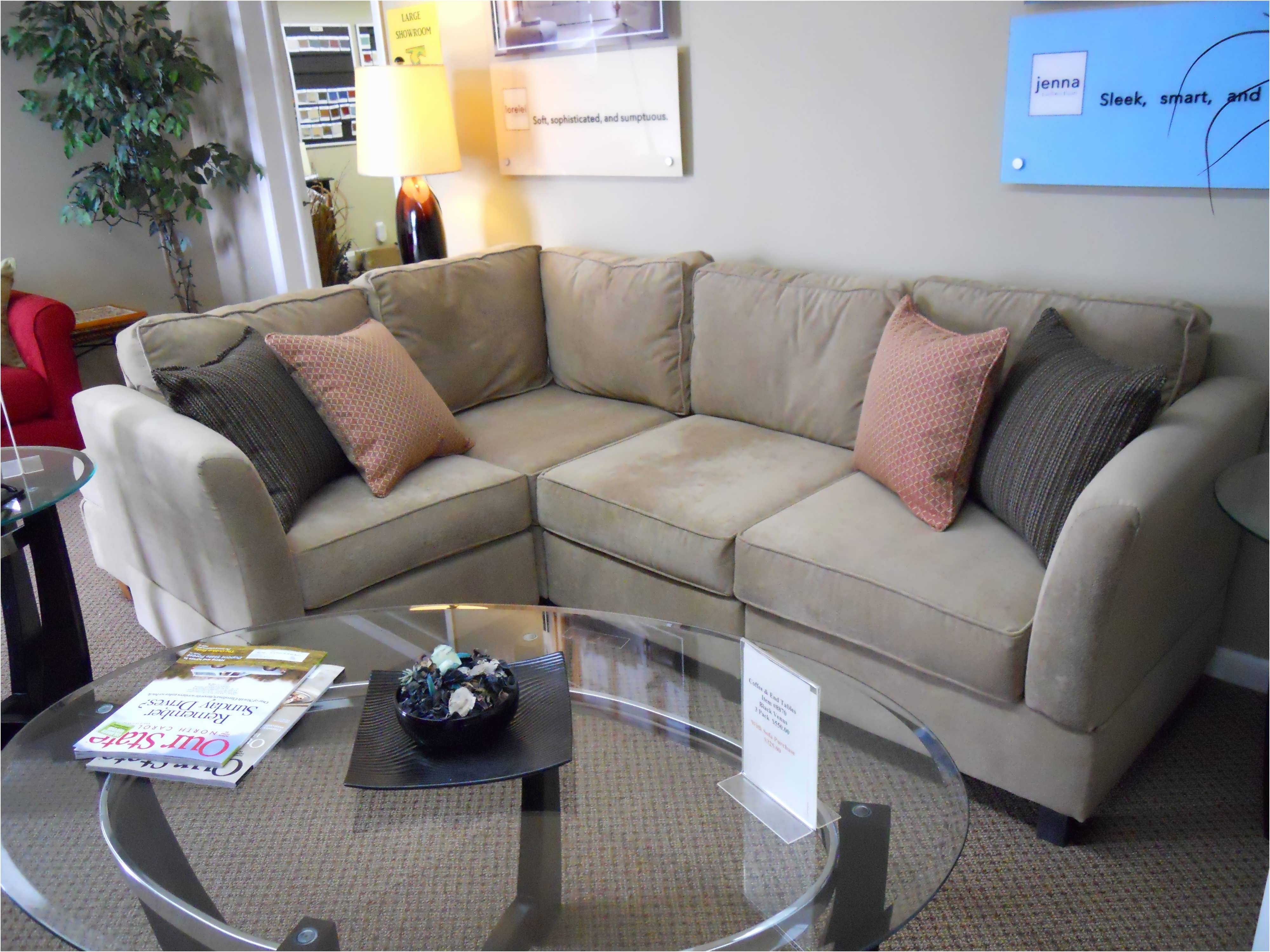 Well Known Sofa : 3 Piece Sectional Sofa Large Sectional Sofas Sectional With Apartment Size Sectionals With Chaise (View 15 of 15)