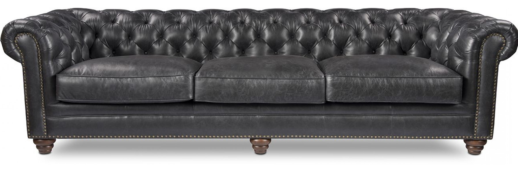 Well Known Sofa Oxford Black In Oxford Sofas (View 14 of 15)