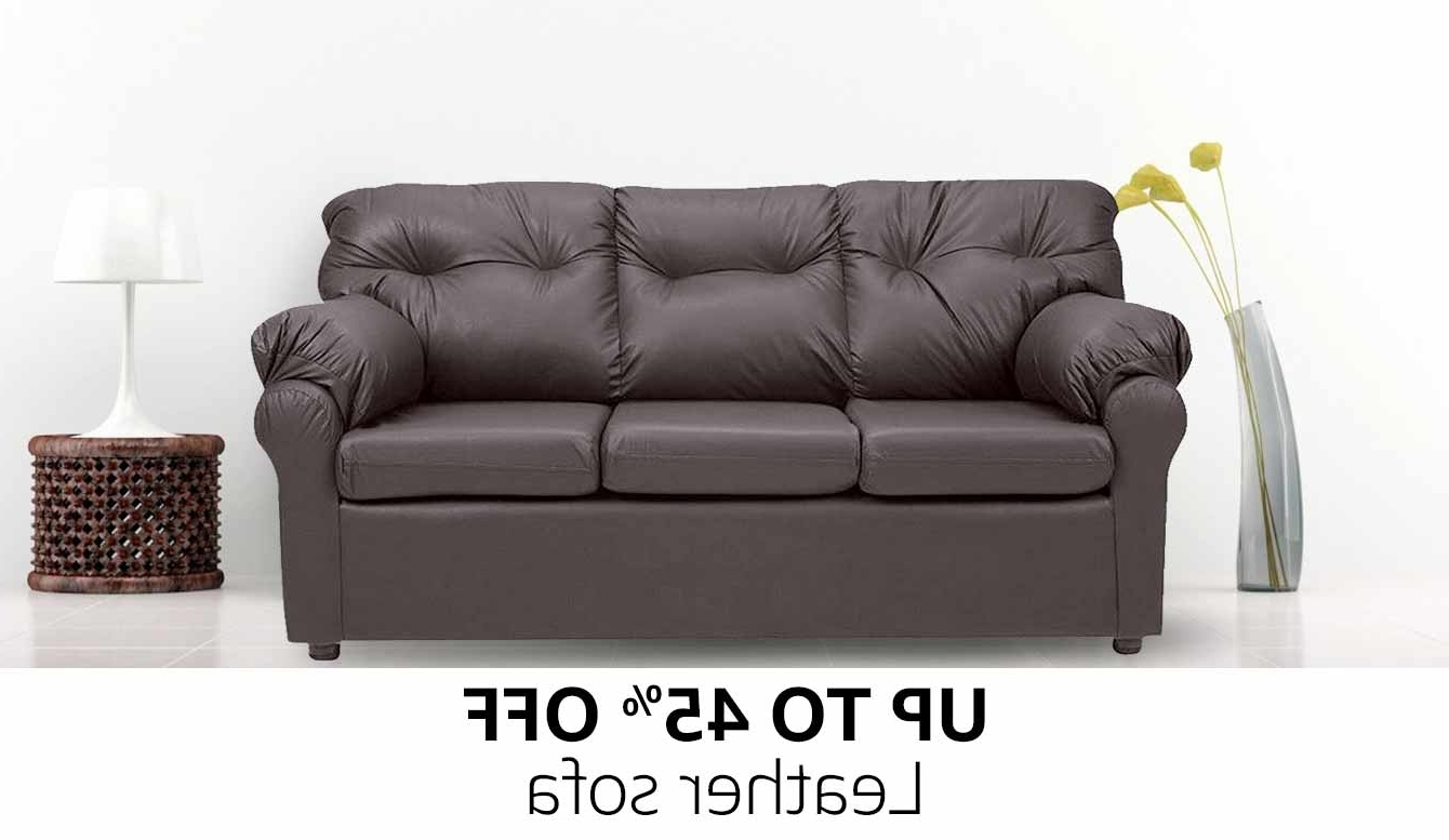 Well Known Sofas: Buy Sofas& Couches Online At Best Prices In India – Amazon (View 14 of 15)