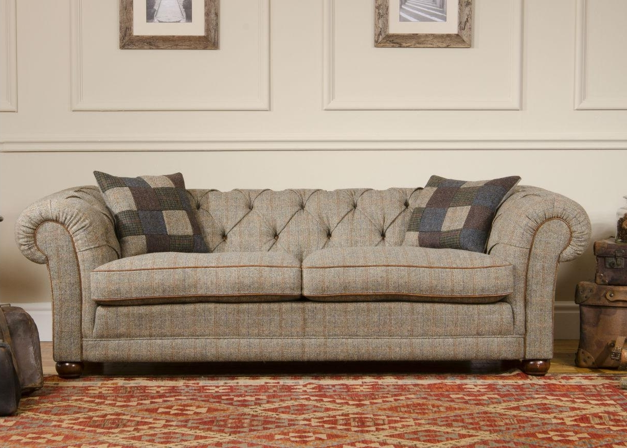 Featured Photo of Tweed Fabric Sofas