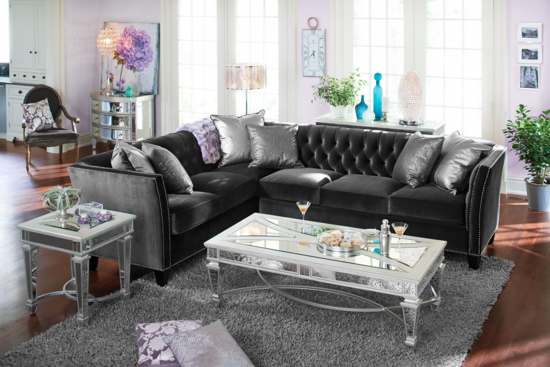 Well Known Value City Sectional Sofas Regarding Furniture: Beautiful Ideas Value City Furniture Sectionals (View 15 of 15)