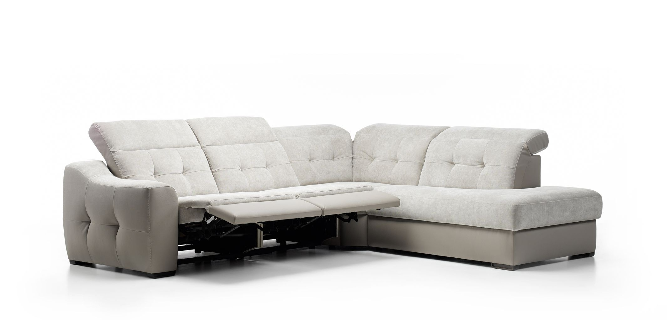 Well Known Wall Hugger Loveseat Recliners Loveseat Sectional Apartment Size In Modern Sectional Sofas For Small Spaces (View 15 of 15)