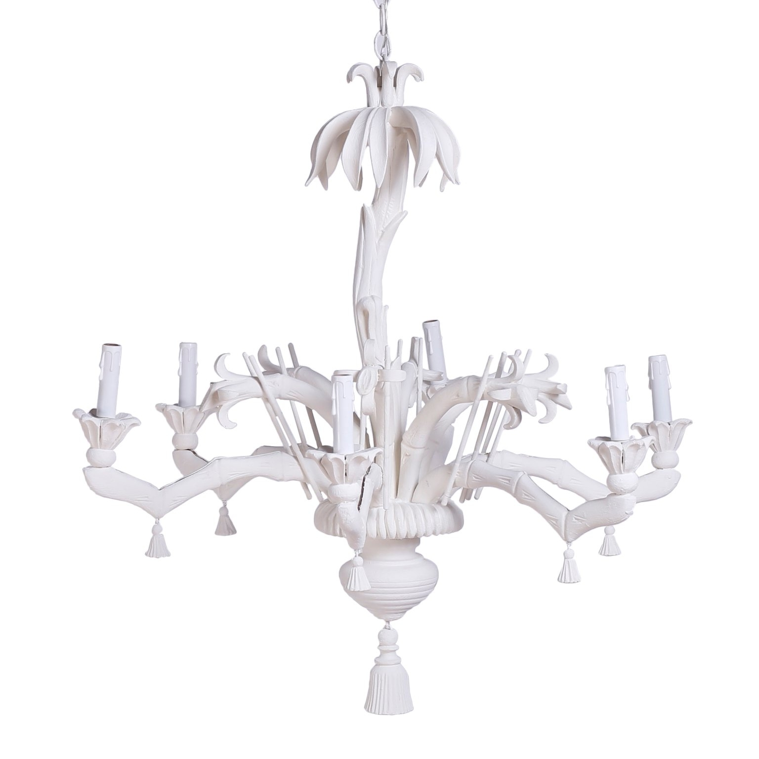 Well Known White Palm Tree Chandelier At 1Stdibs With Chinoiserie Chandeliers (View 15 of 15)