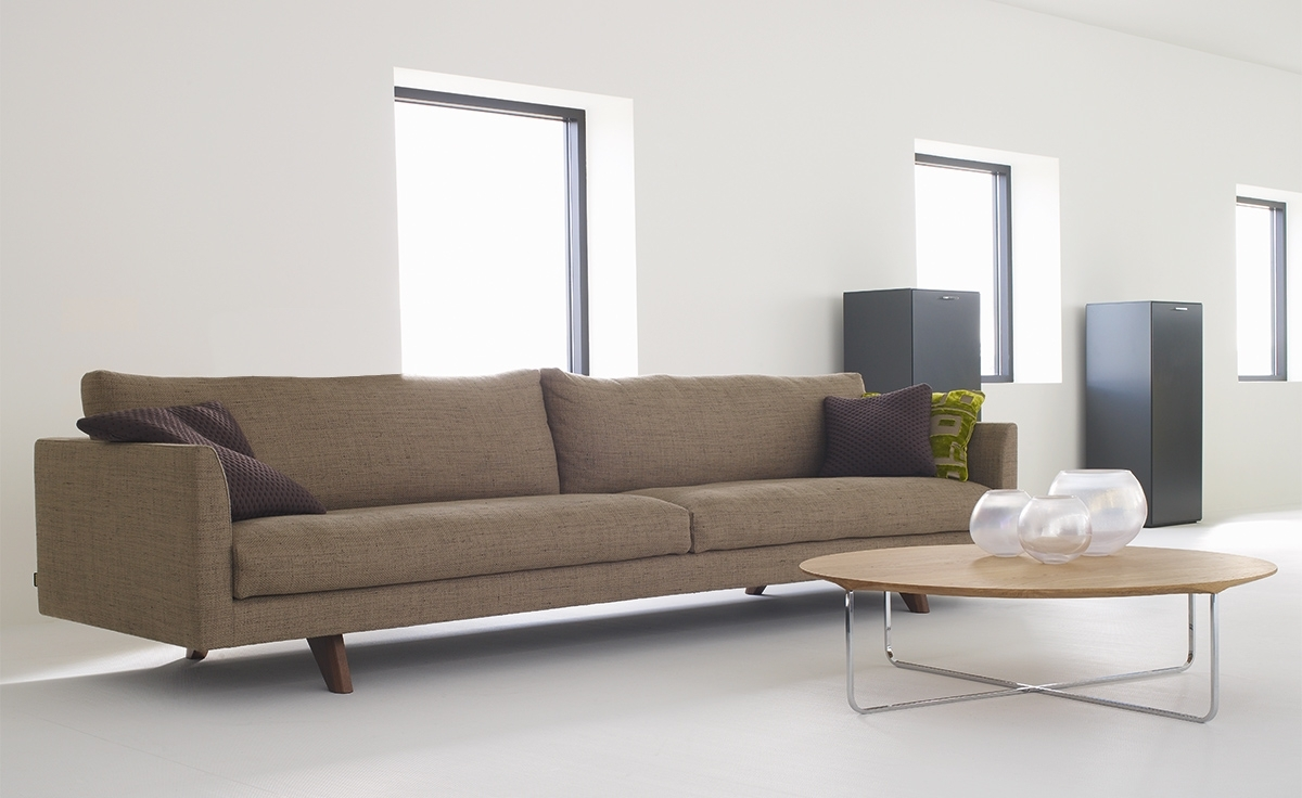 Well Liked Axel 4 Seat Sofa – Hivemodern Inside 4 Seat Sofas (View 9 of 15)