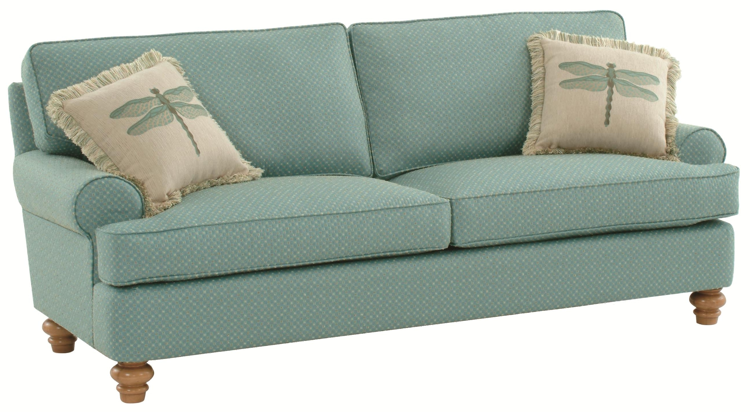Well Liked Braxton Sofas Intended For Braxton Culler 773 Lowell Stationary Cottage Styled Sofa – Ahfa (View 3 of 15)