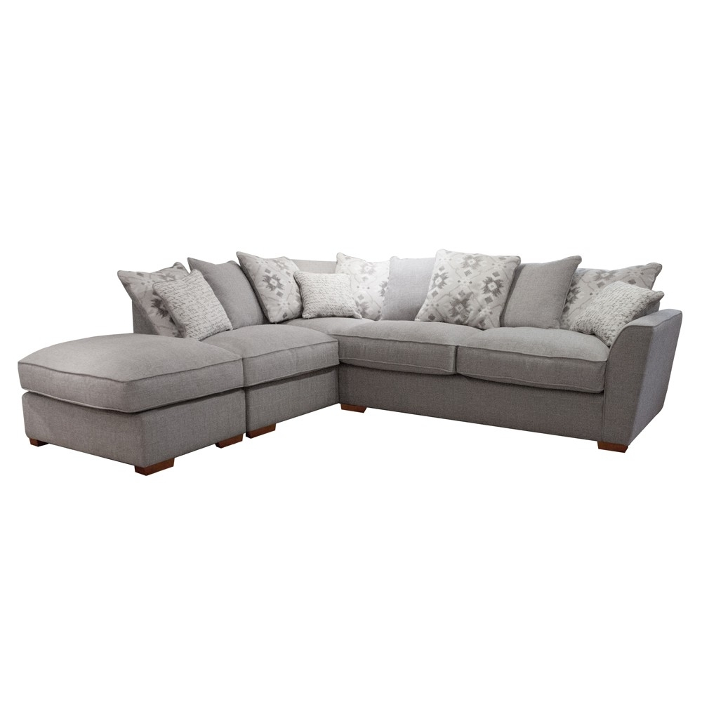 Well Liked Chaise Settees For Furniture Corner Sofa And Chair Corner Sofa Chaise End Blue (View 3 of 15)