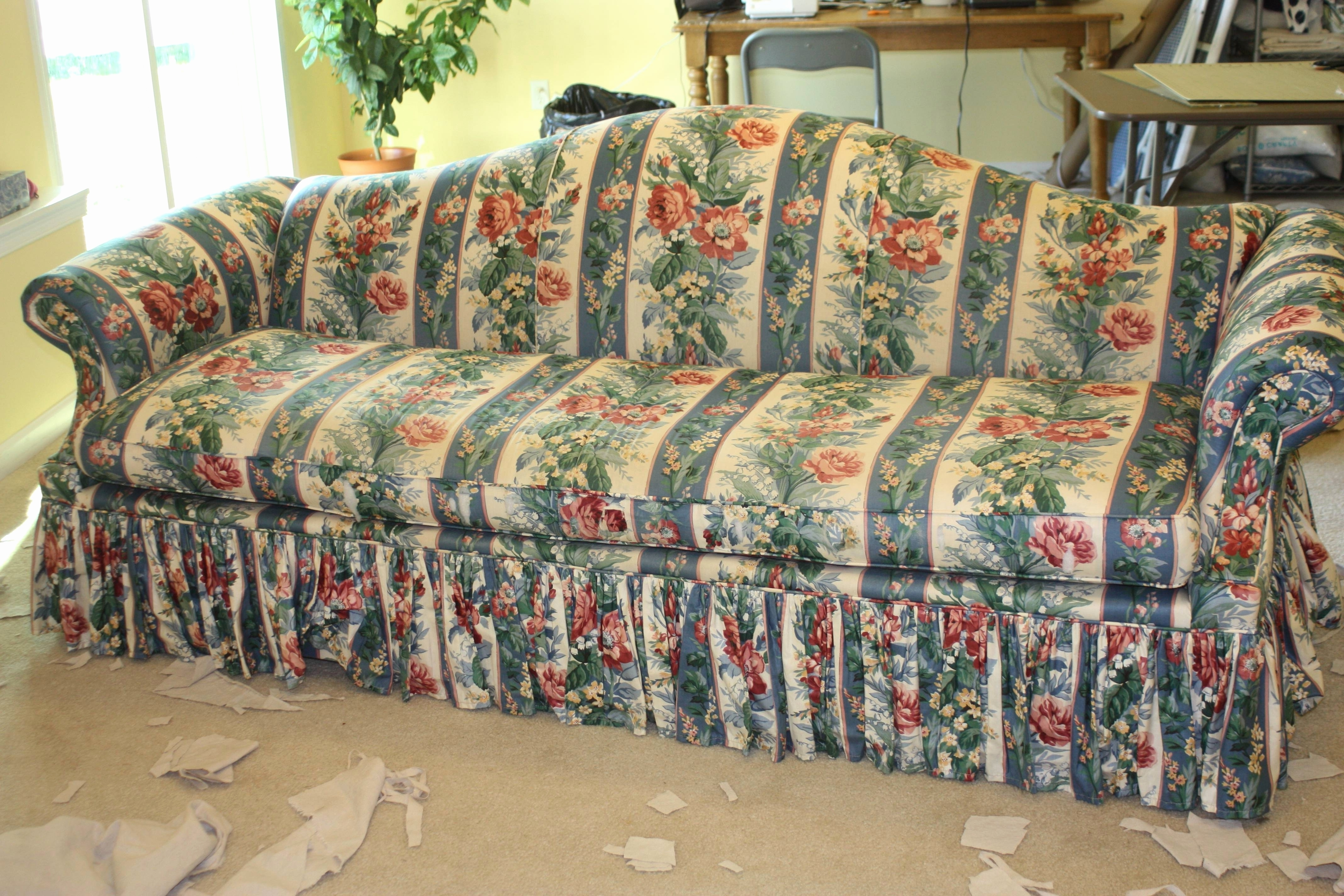Well Liked Chintz Sofas Inside Chintz Armchair Elegant Arm Chair English Style Sofas Sale High (View 15 of 15)
