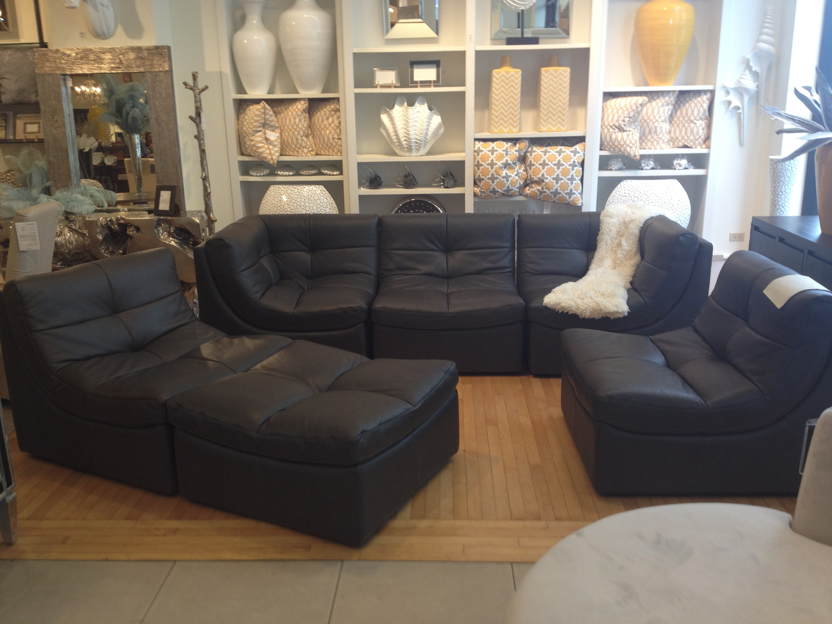 Well Liked Cloud Sectional From Zgallerie (View 14 of 15)