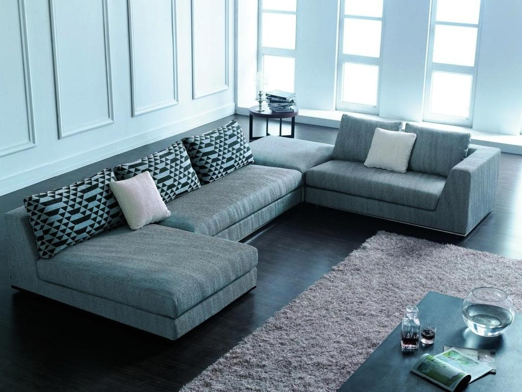 Well Liked Contemporary Sectional Sofas Pertaining To Contemporary Sectional Couch : The Holland – Choose Your Favorite (View 5 of 15)