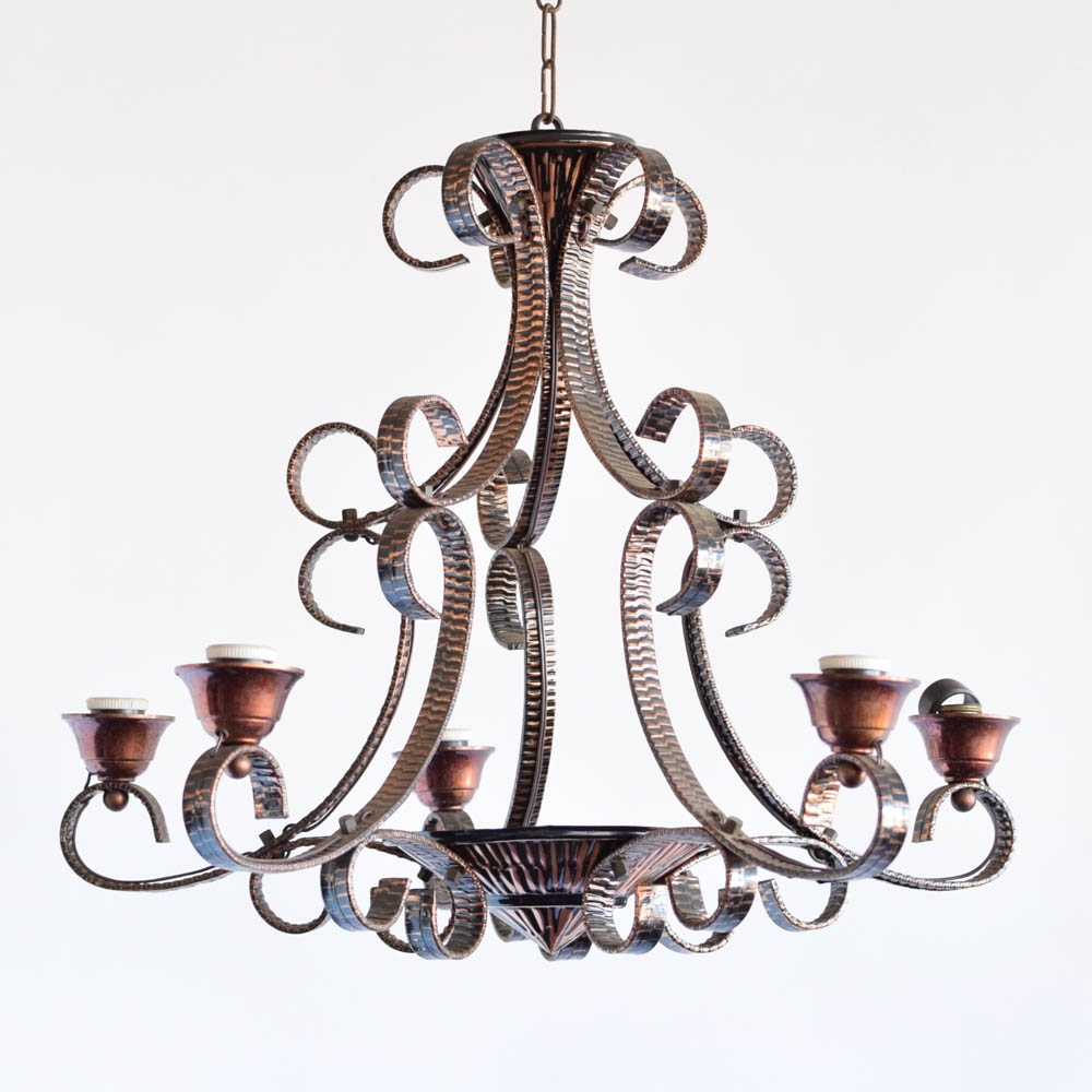 Well Liked Copper Chandelier – The Big Chandelier For Copper Chandelier (View 10 of 15)