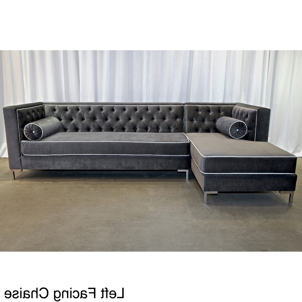 Well Liked Customizable Sectional Sofas Pertaining To Decenni Custom Furniture 8 Foot Tobias Sectional Sofa (View 15 of 15)