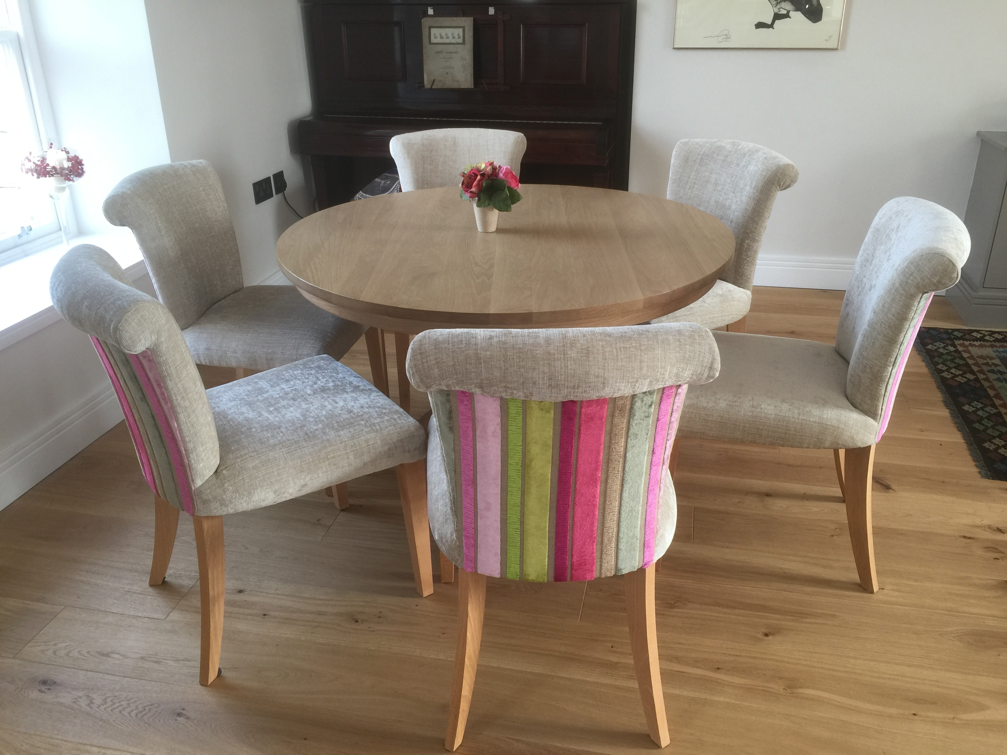 Well Liked Dining Sofa Chairs In Bespoke – Sofa Rooms (View 15 of 15)