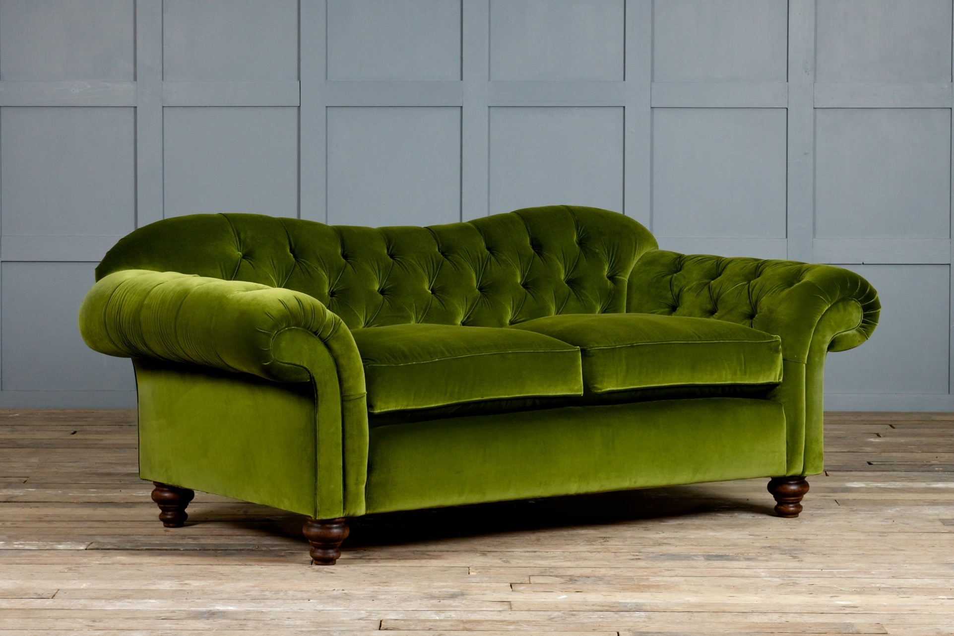 Well Liked Furniture : Perfect Green Velvet Couch 85 In Modern Sofa Ideas Throughout Green Sofa Chairs (View 5 of 15)