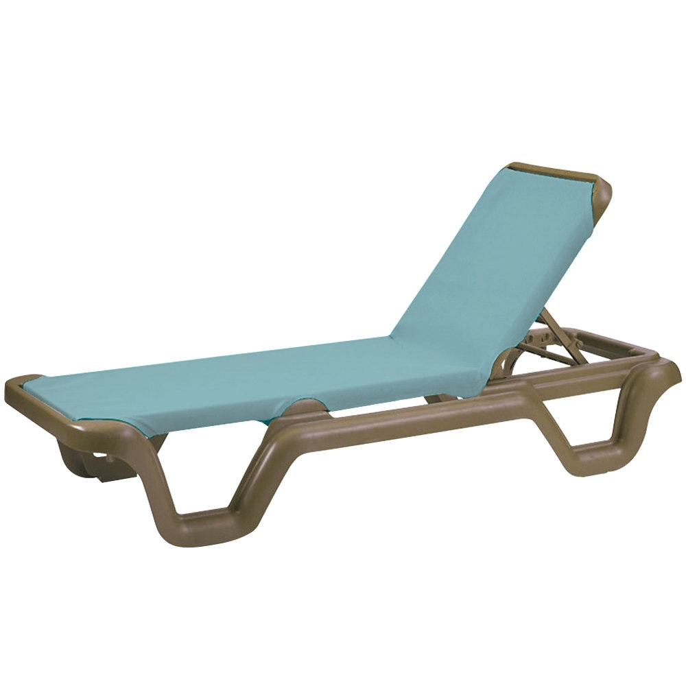 Well Liked Grosfillex Chaise Lounge Chairs Pertaining To Grosfillex Chaise Lounge Chairs (View 6 of 15)