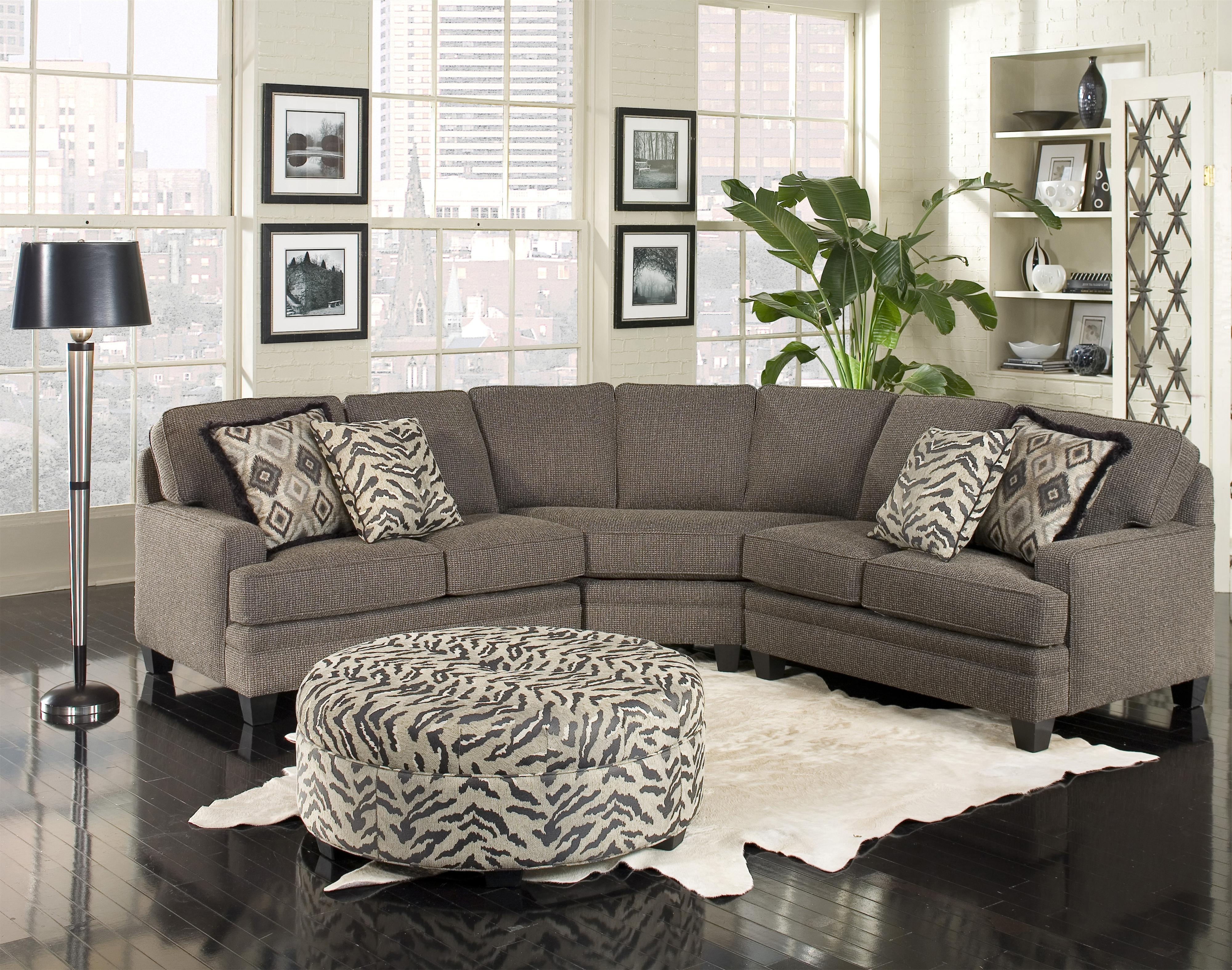 Well Liked Harrisburg Pa Sectional Sofas Within Build Your Own (5000 Series) Five Person Sectional Sofa With (View 15 of 15)