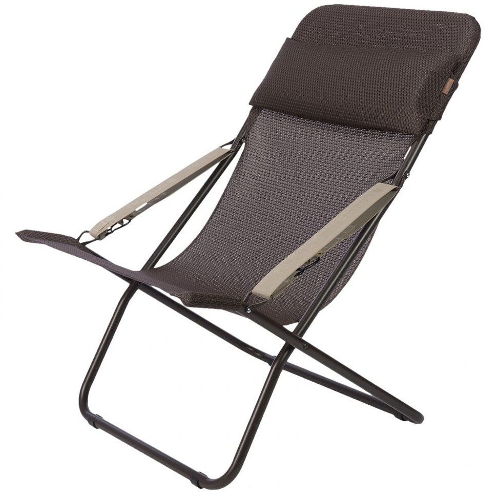 Well Liked Heavy Duty Chaise Lounge Chairs Pertaining To Lounge Chair : Folding Camp Chair Metal Chaise Lounge Chair (View 15 of 15)