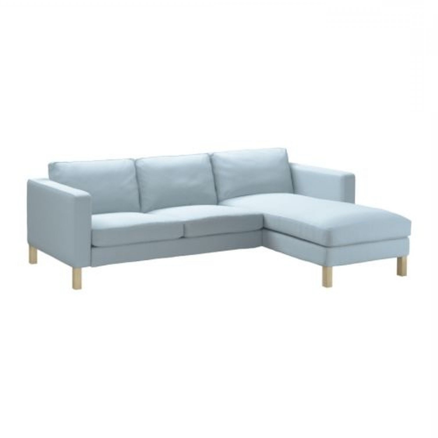 Well Liked Ikea Karlstad Chaises With Furniture: Ikea Karlstad Sofa Ikea Kivik Chair Discontinued (View 14 of 15)
