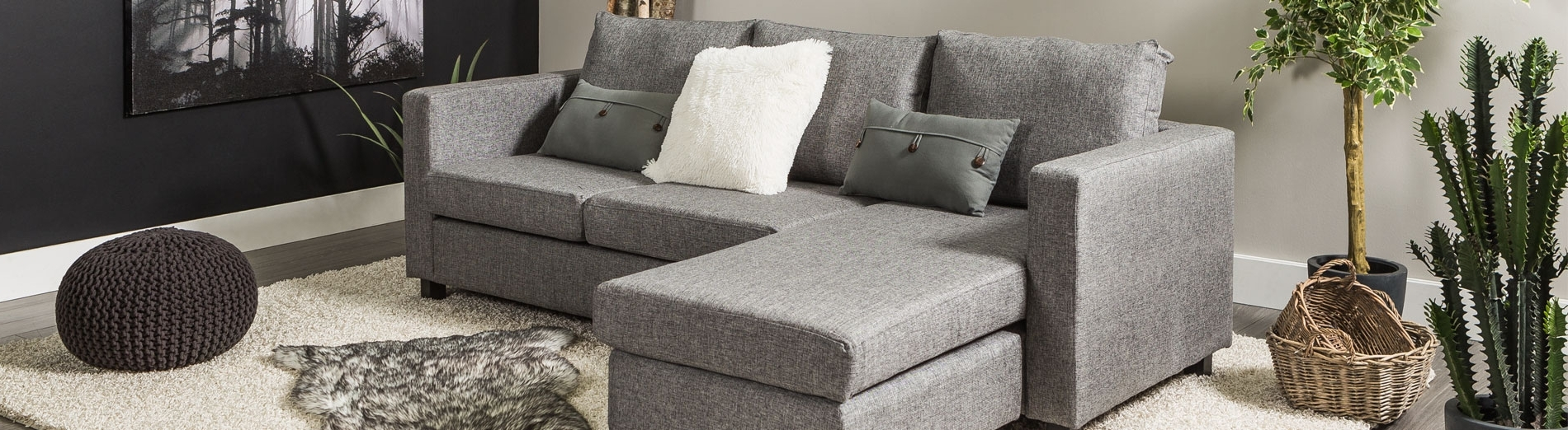 Well Liked Jysk Sectional Sofas Intended For Sofas & Sofabeds & Futons (View 5 of 15)