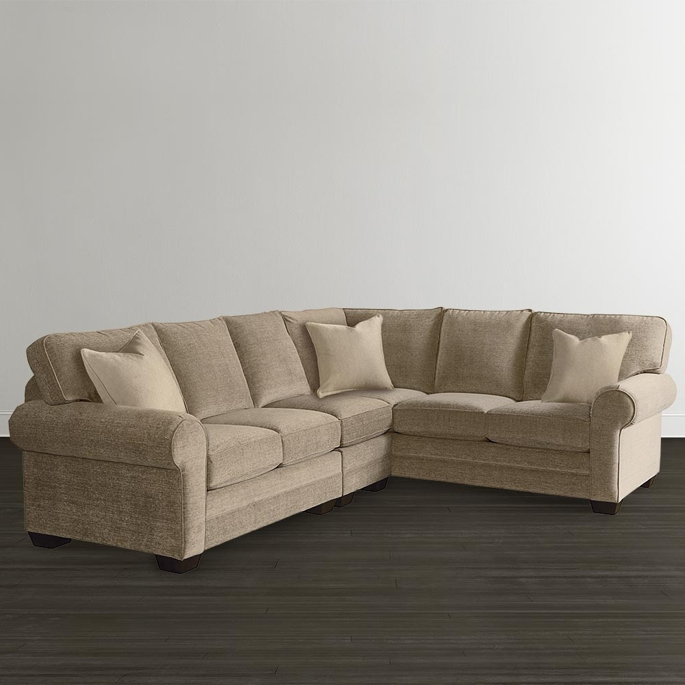 Well-liked L-Shaped Sectional - Custom Upholstery