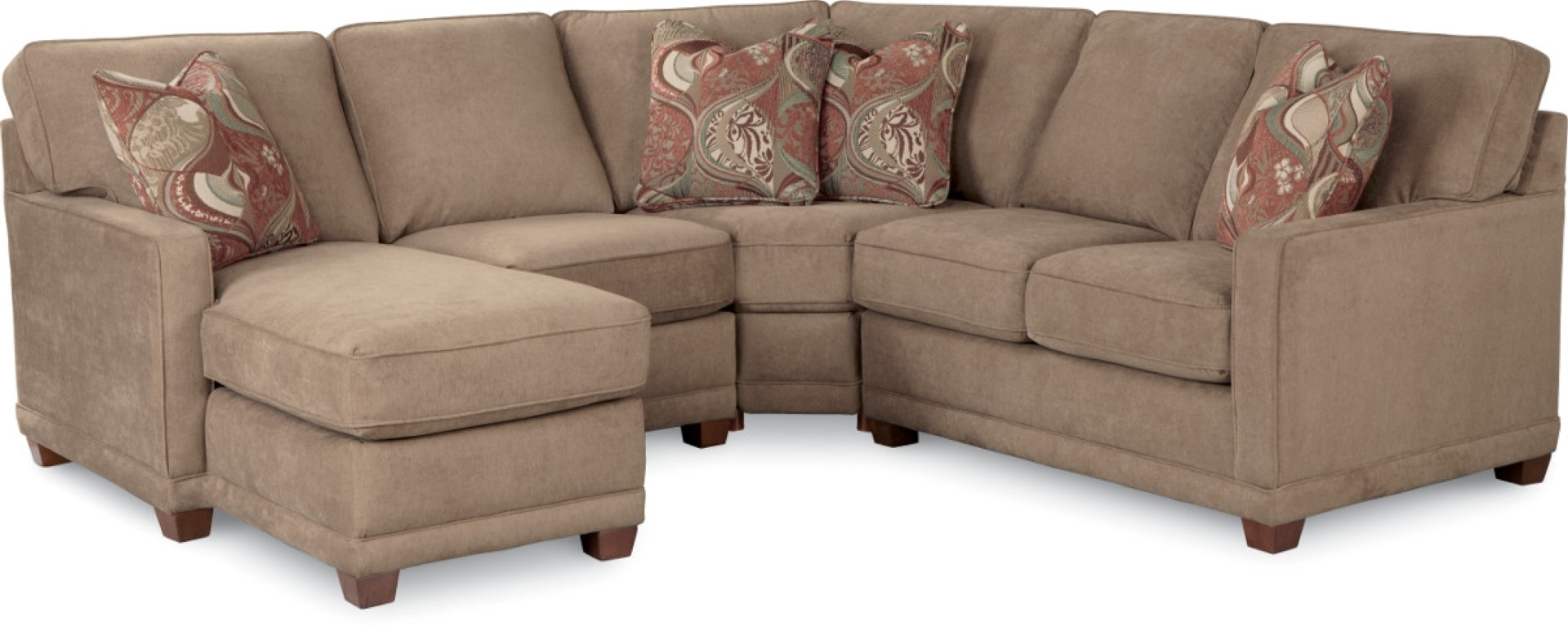 Well Liked La Z Boy Sectional Sofas Pertaining To Kennedy Sectional Sofa – Town & Country Furniture (View 2 of 15)
