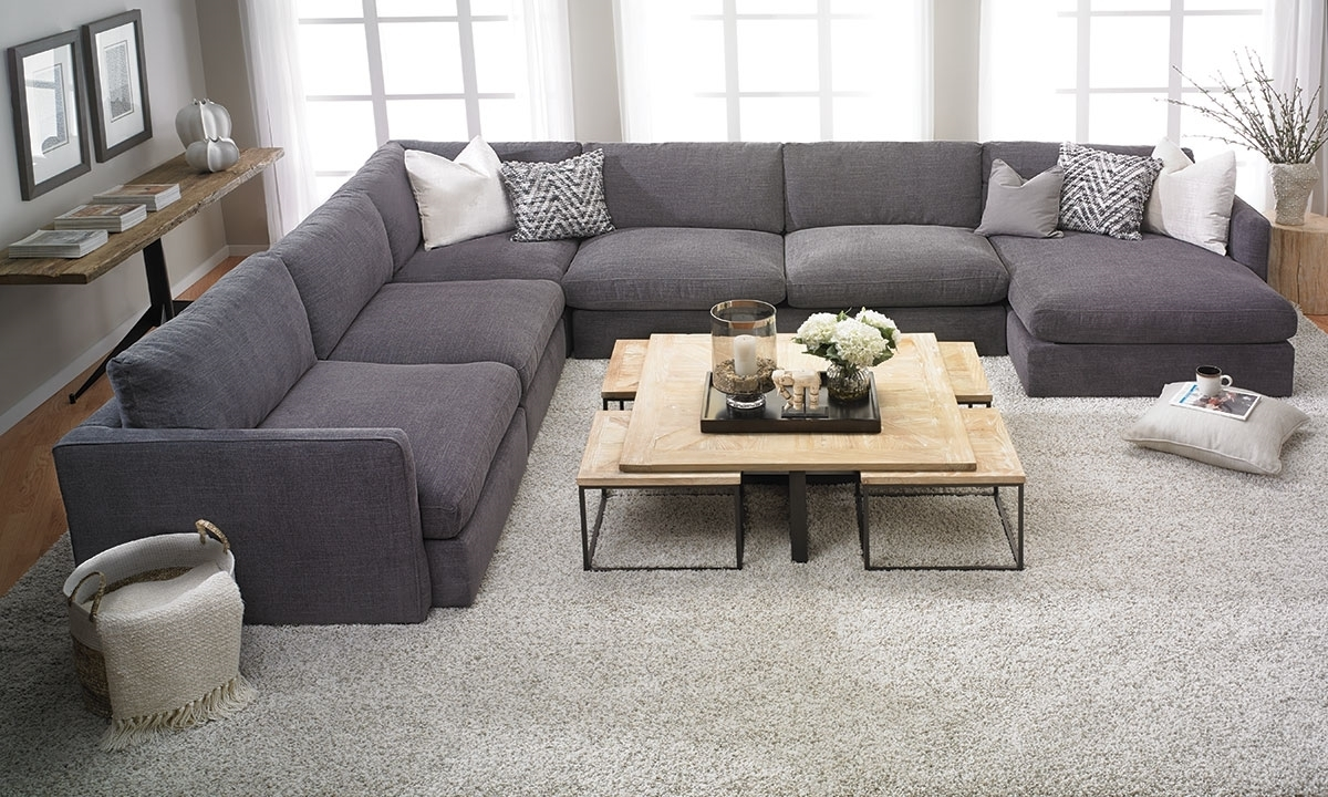 Well Liked Lincoln Park Handmade Modular Sectional (View 15 of 15)