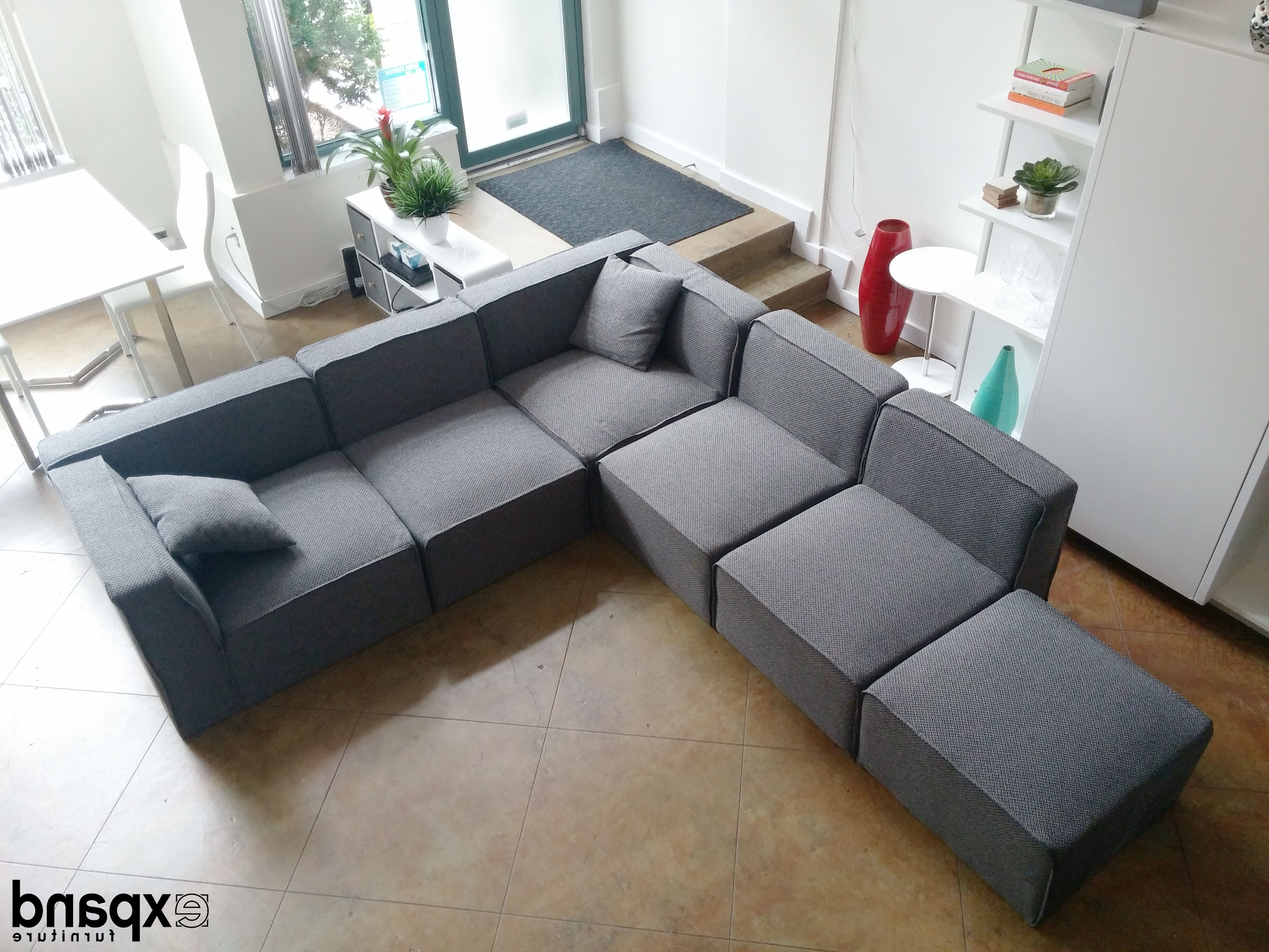 Well Liked Living Room : Modular Sofas For Small Spaces Small Modular Sofa With Small Modular Sectional Sofas (View 15 of 15)
