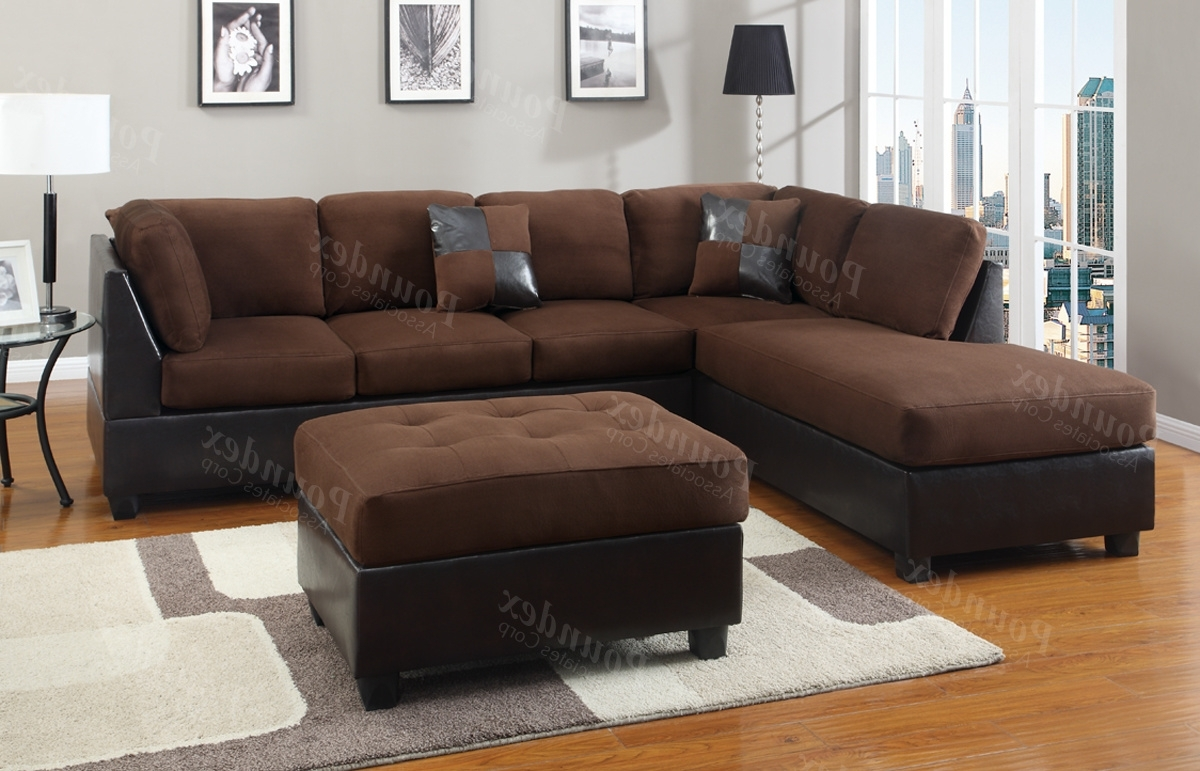 Well Liked Mississauga Sectional Sofas Throughout Interior : Italian Thick Leather Contemporary Sectionals Sectional (View 14 of 15)
