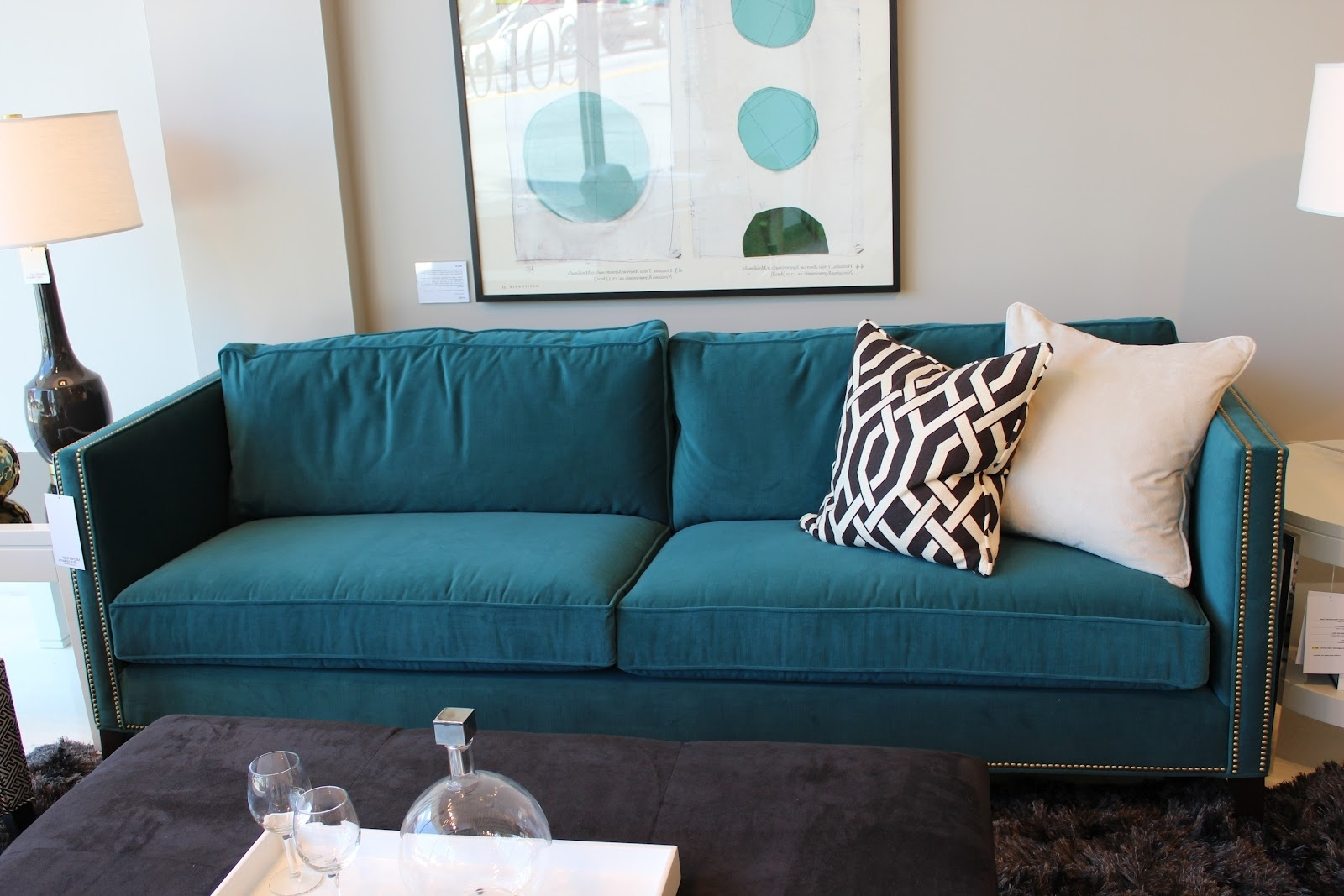 Well Liked Mitchell Gold Sofas Intended For Mitchell Gold – Design Indulgence (View 14 of 15)