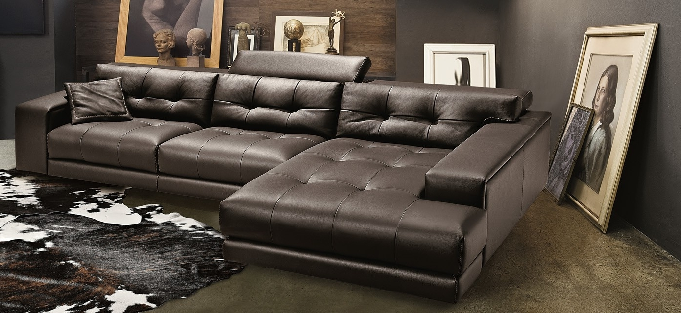 Well Liked Nashua Nh Sectional Sofas For Soleado Sectional, Gamma International, Italy – Italmoda Furniture (View 13 of 15)