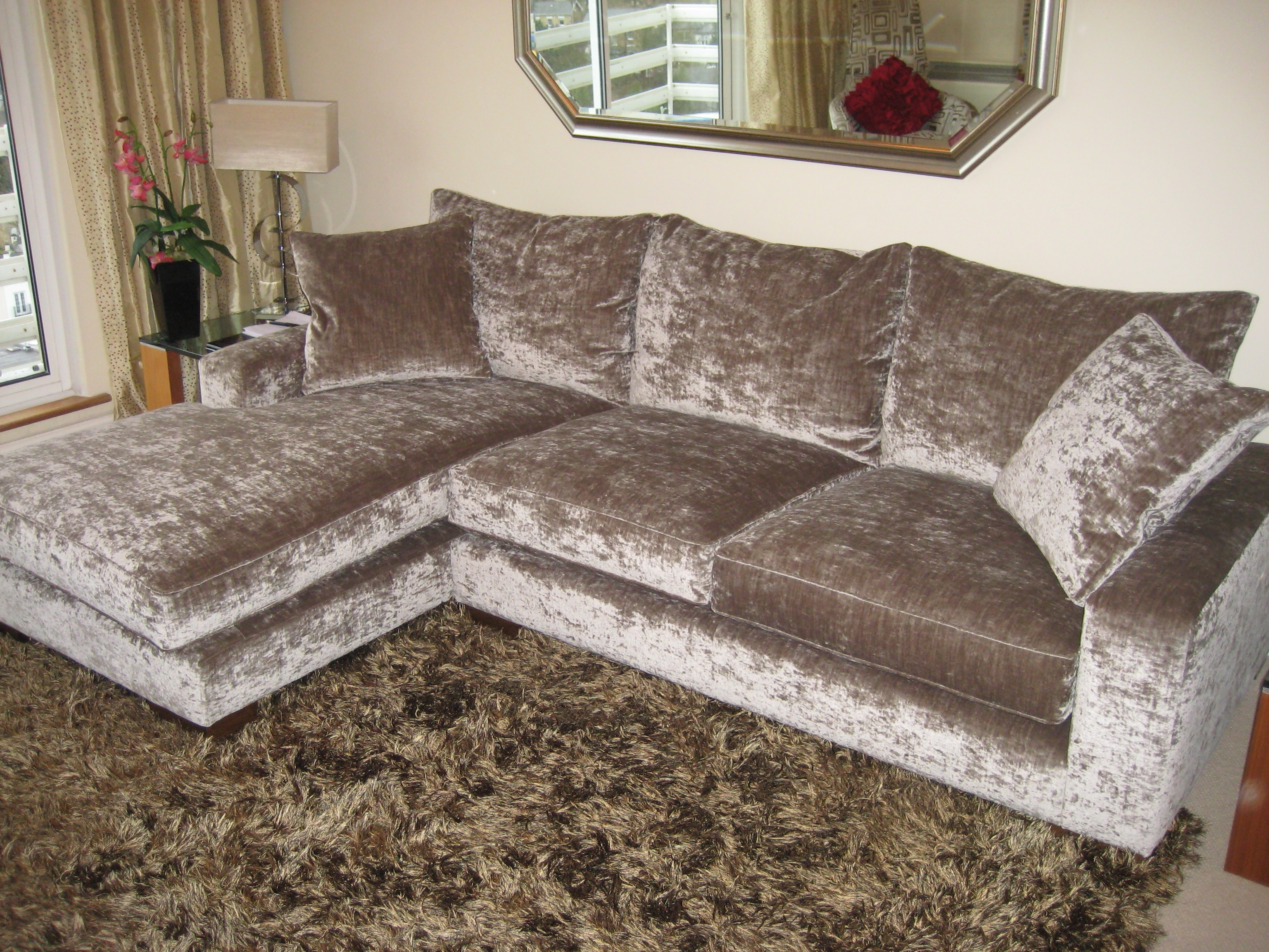 Well Liked Right Hand Facing Chaise – Freycinet (View 3 of 15)