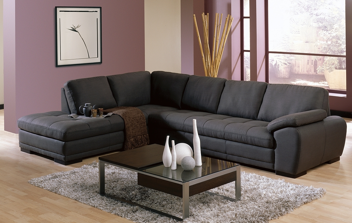 Well Liked Sectional Sofas At Austin Within Palliser Miami Leather Sectional (View 15 of 15)
