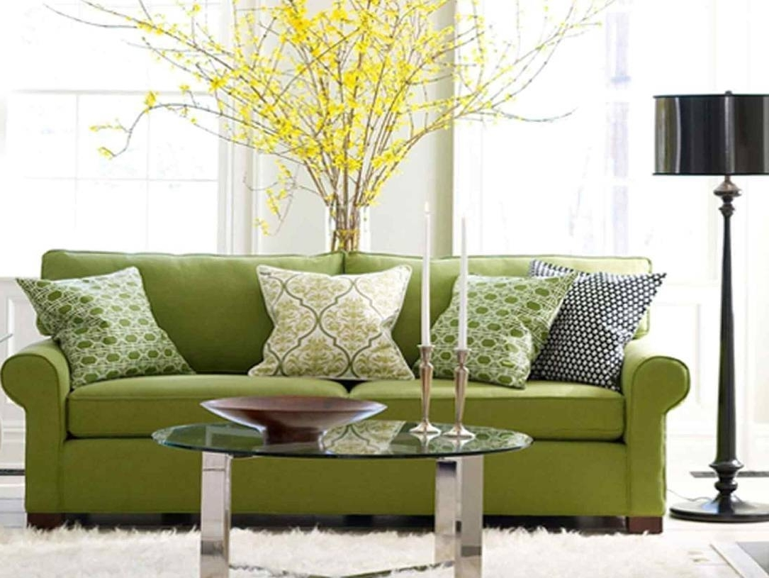 Well Liked Selecting The Dressage Cushions For Sofa Or Chairs With Green Sofa Chairs (View 14 of 15)