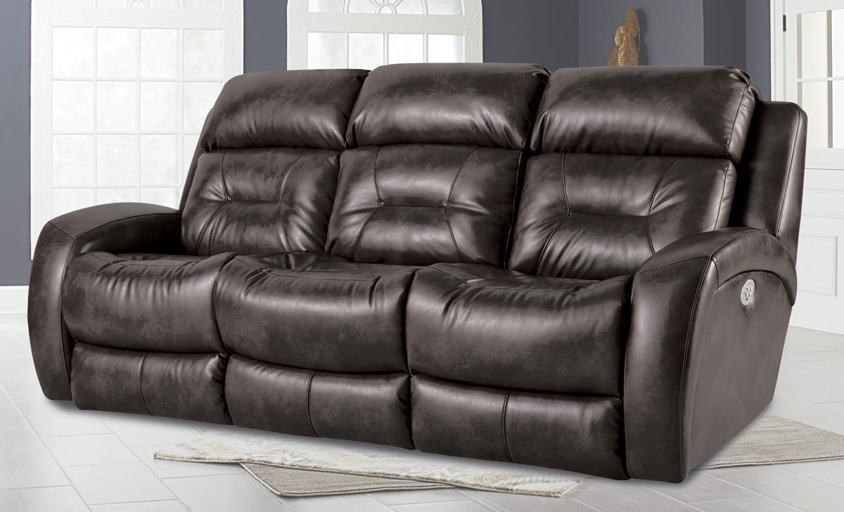 Well Liked Showcase Power Recliner Sofa – Living Room Pertaining To Recliner Sofas (View 14 of 15)