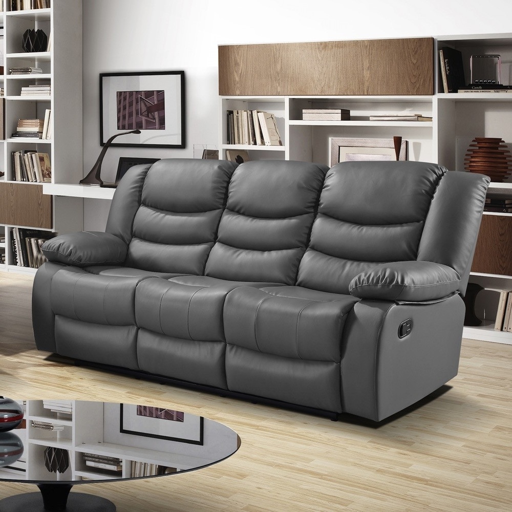 Featured Photo of Recliner Sofas