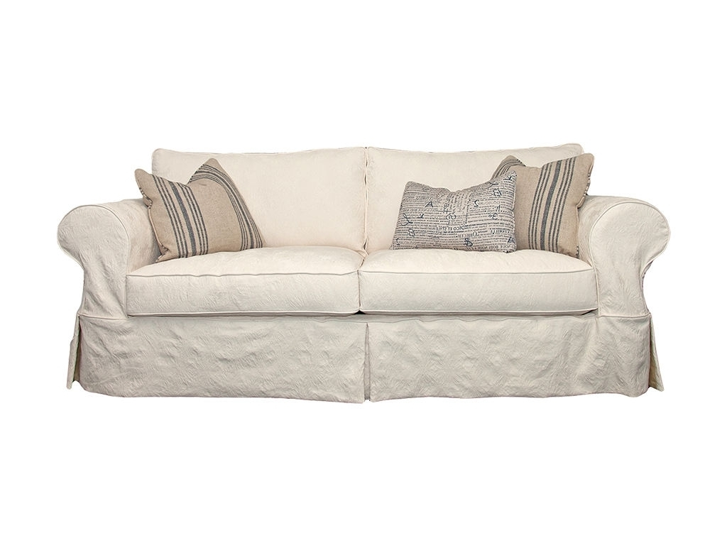 Well Liked Sofa : Three Seat Couch Cover Quality Sofa Covers Slipcover Sofa With Slipcovers Sofas (View 7 of 15)