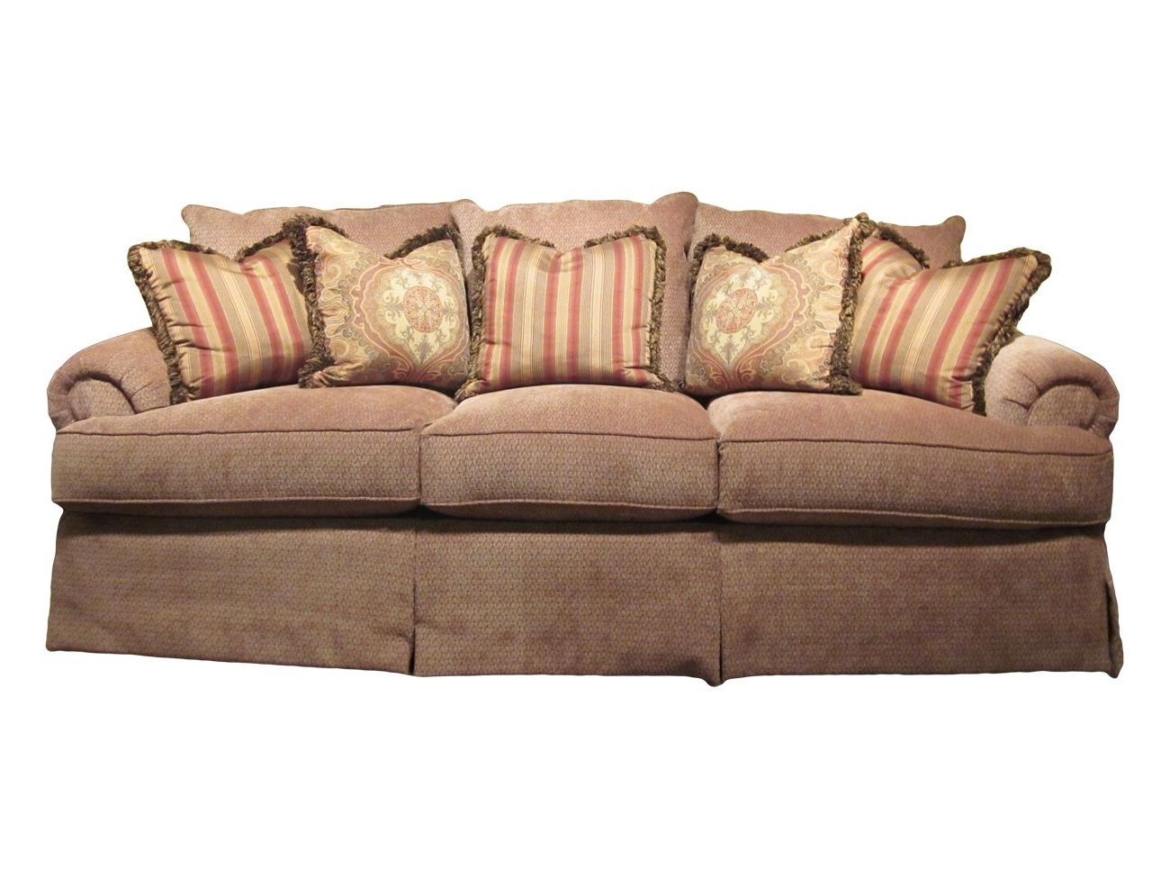 Well Liked Thomasville Sectional Sofas With Thomasville Sectional Sofas Design — Fabrizio Design (View 10 of 15)
