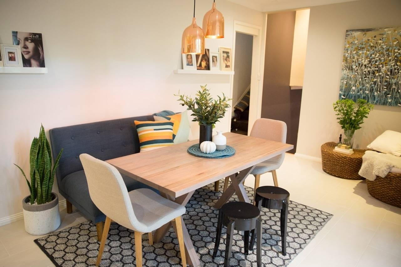 Featured Photo of Sofa Chairs With Dining Table