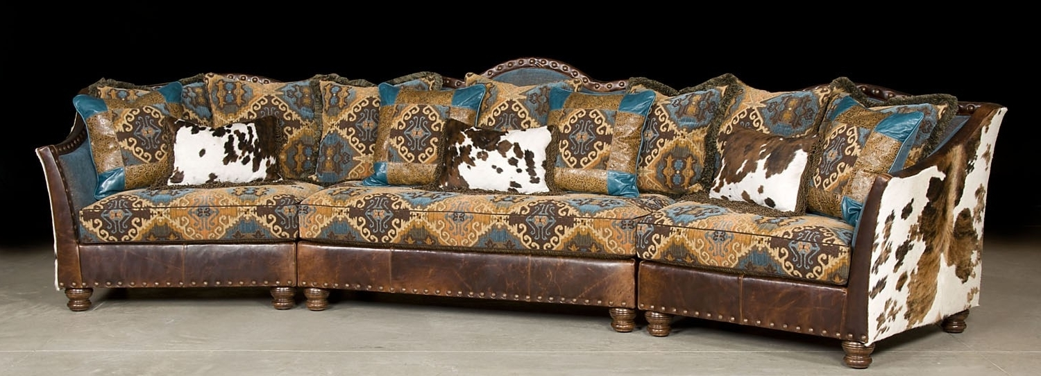 Western Style Sectional Sofas With Well Known Great Western Style Sectional Sofas 15 On Small Sofa Sleepers With (View 3 of 15)